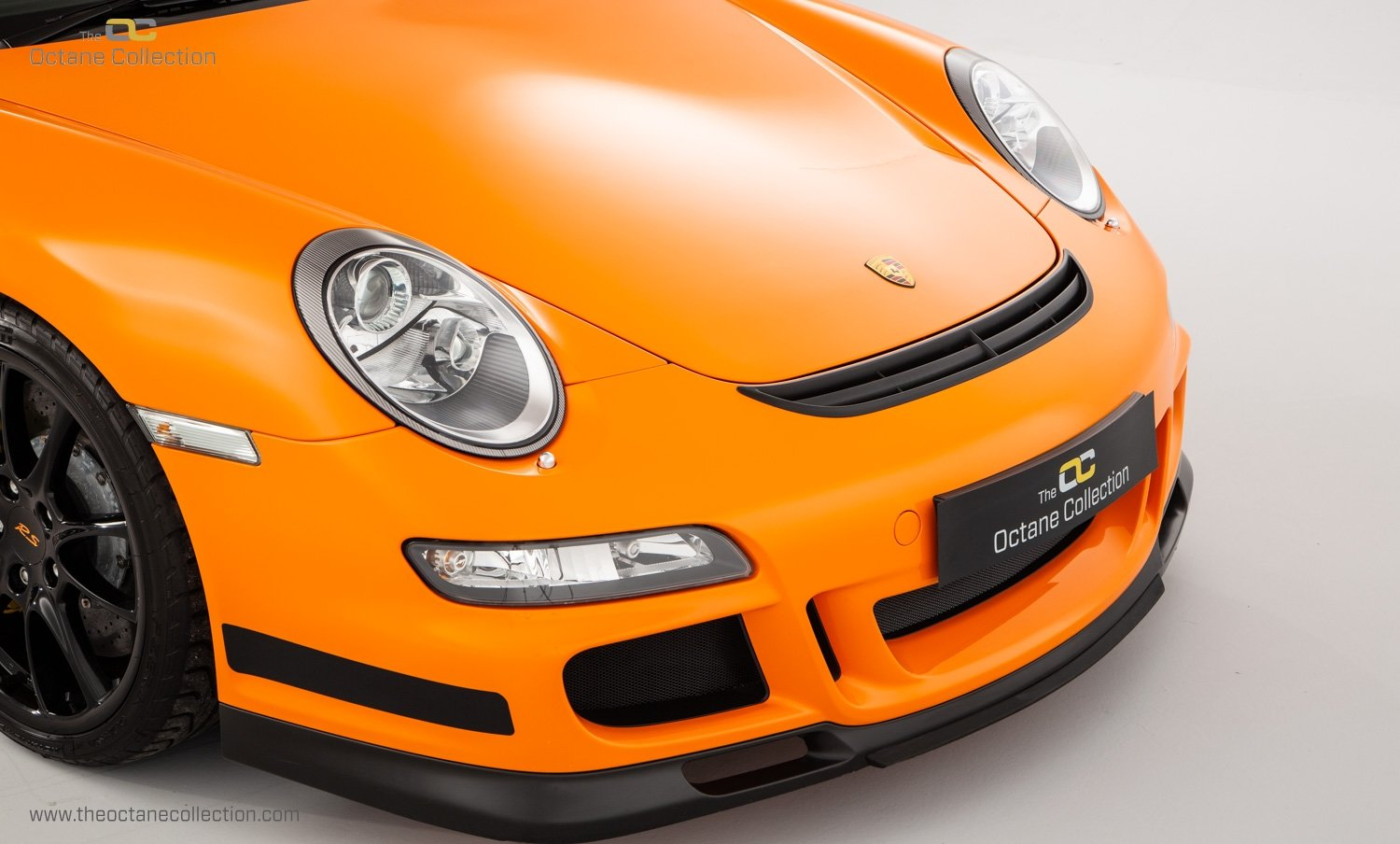 2007 PORSCHE 911 (997) GT3 RS // 1 OF 25 ORANGE EXAMPLES // RHD  SOLD (picture 5 of 24)