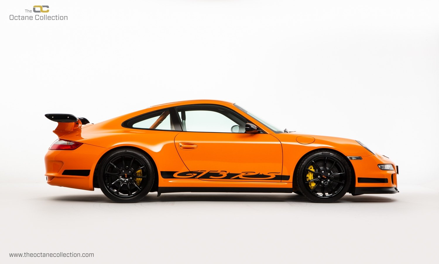 2007 PORSCHE 911 (997) GT3 RS // 1 OF 25 ORANGE EXAMPLES // RHD  SOLD (picture 6 of 24)