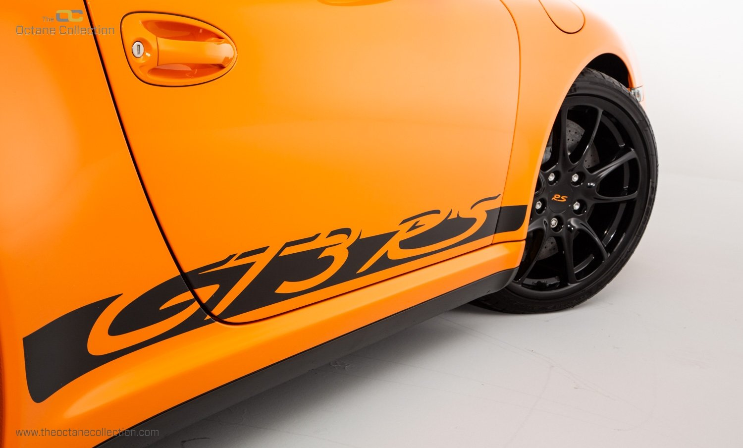 2007 PORSCHE 911 (997) GT3 RS // 1 OF 25 ORANGE EXAMPLES // RHD  SOLD (picture 7 of 24)