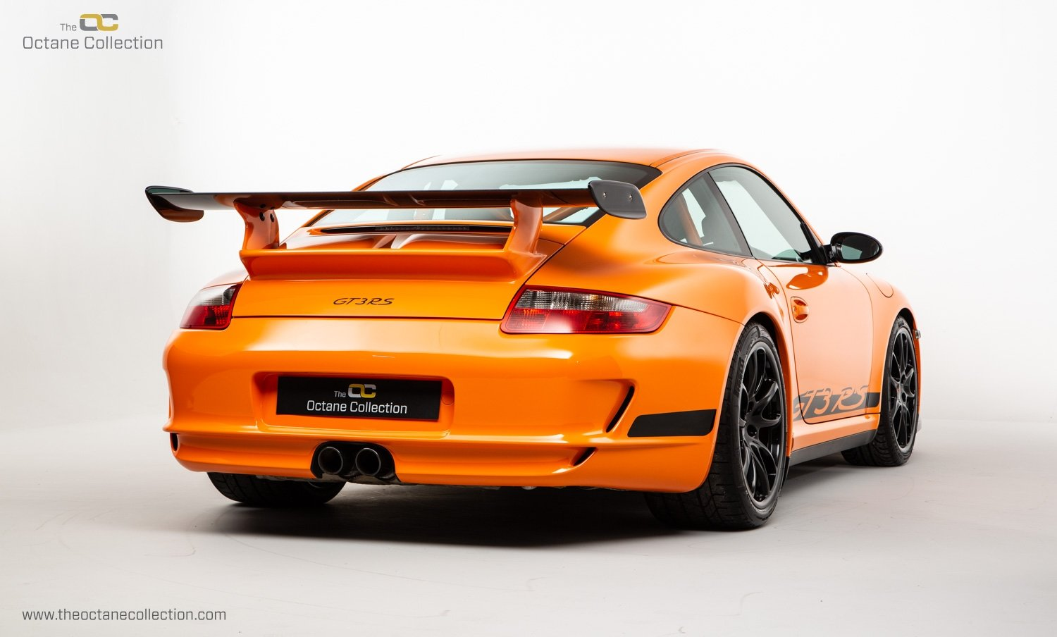 2007 PORSCHE 911 (997) GT3 RS // 1 OF 25 ORANGE EXAMPLES // RHD  SOLD (picture 8 of 24)