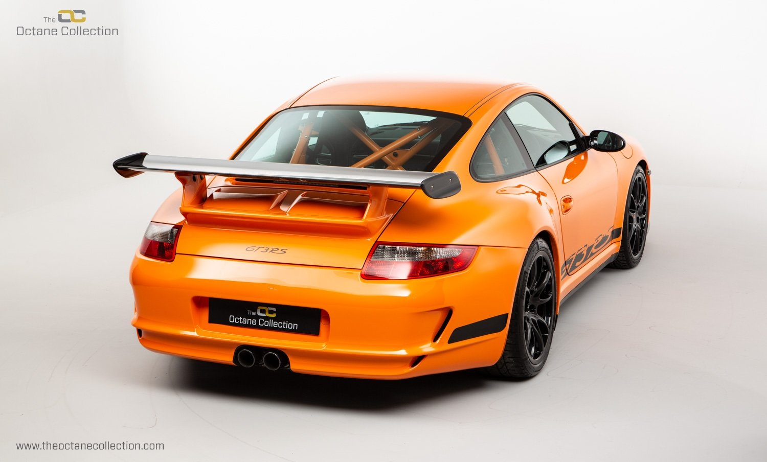 2007 PORSCHE 911 (997) GT3 RS // 1 OF 25 ORANGE EXAMPLES // RHD  SOLD (picture 9 of 24)
