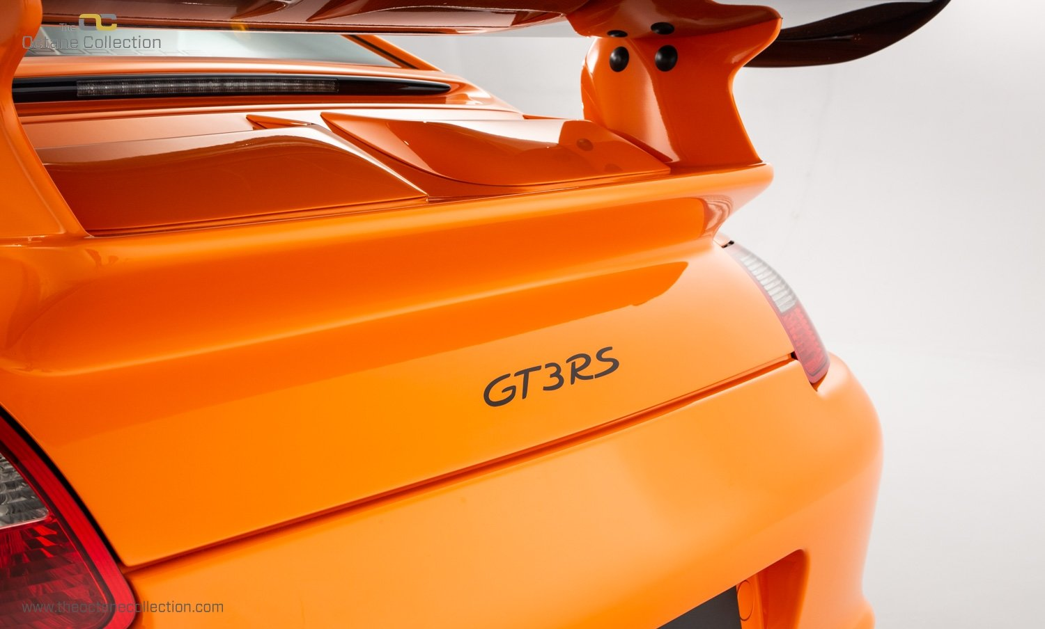 2007 PORSCHE 911 (997) GT3 RS // 1 OF 25 ORANGE EXAMPLES // RHD  SOLD (picture 11 of 24)