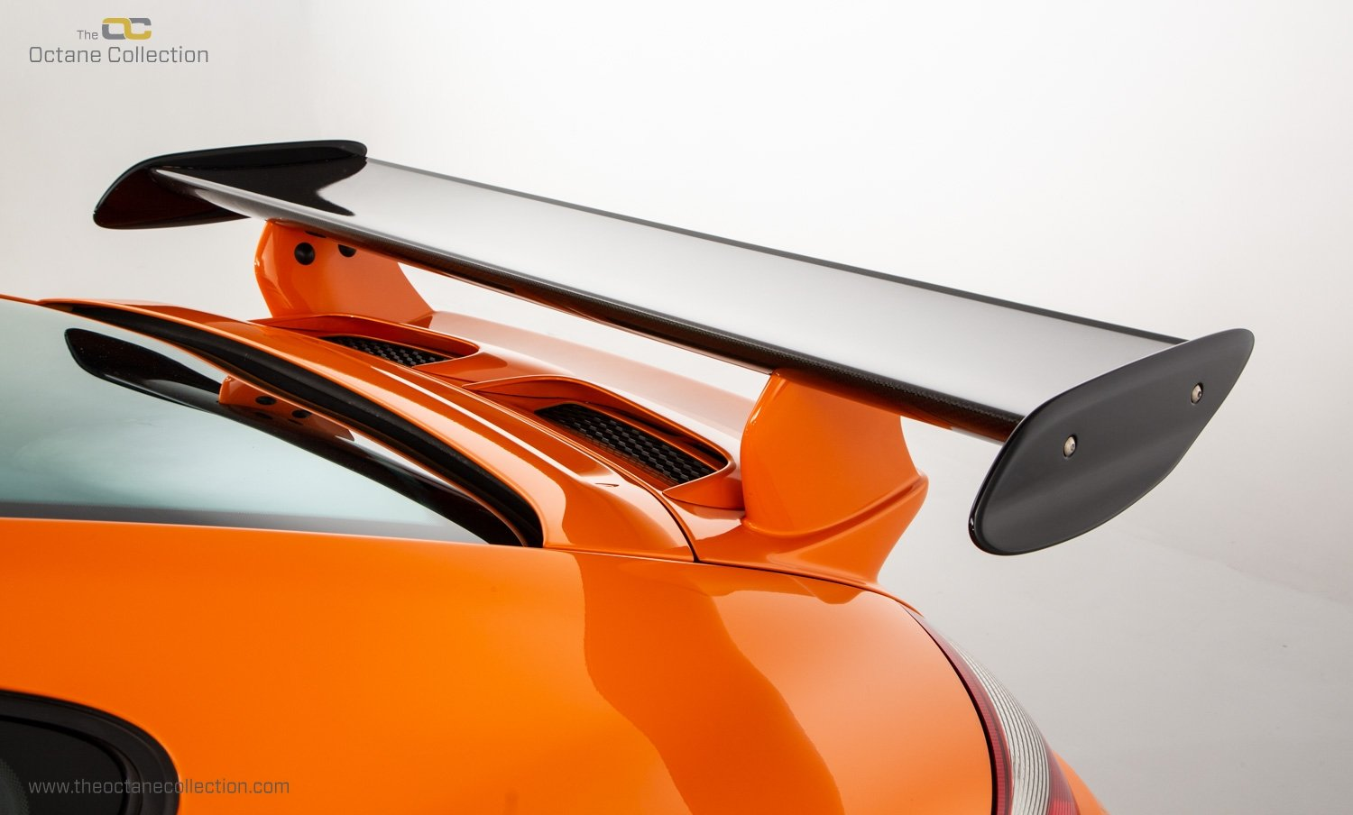 2007 PORSCHE 911 (997) GT3 RS // 1 OF 25 ORANGE EXAMPLES // RHD  SOLD (picture 12 of 24)