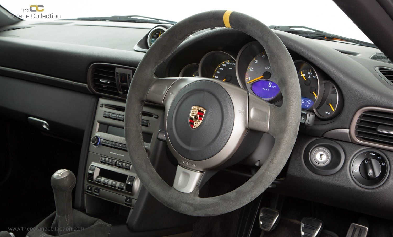 2007 PORSCHE 911 (997) GT3 RS // 1 OF 25 ORANGE EXAMPLES // RHD  For Sale (picture 15 of 24)