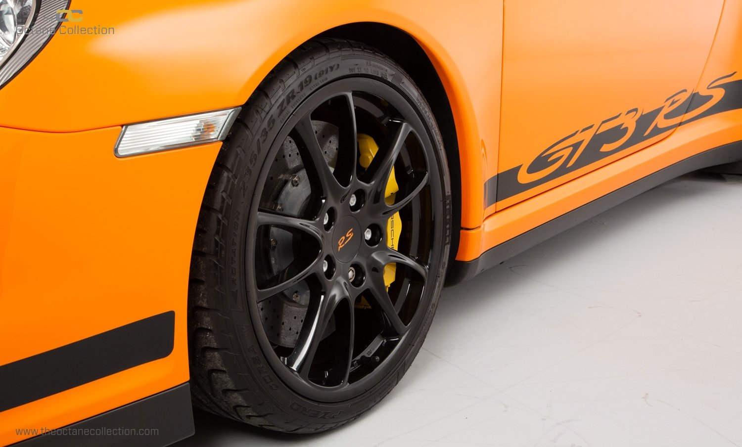 2007 PORSCHE 911 (997) GT3 RS // 1 OF 25 ORANGE EXAMPLES // RHD  For Sale (picture 21 of 24)