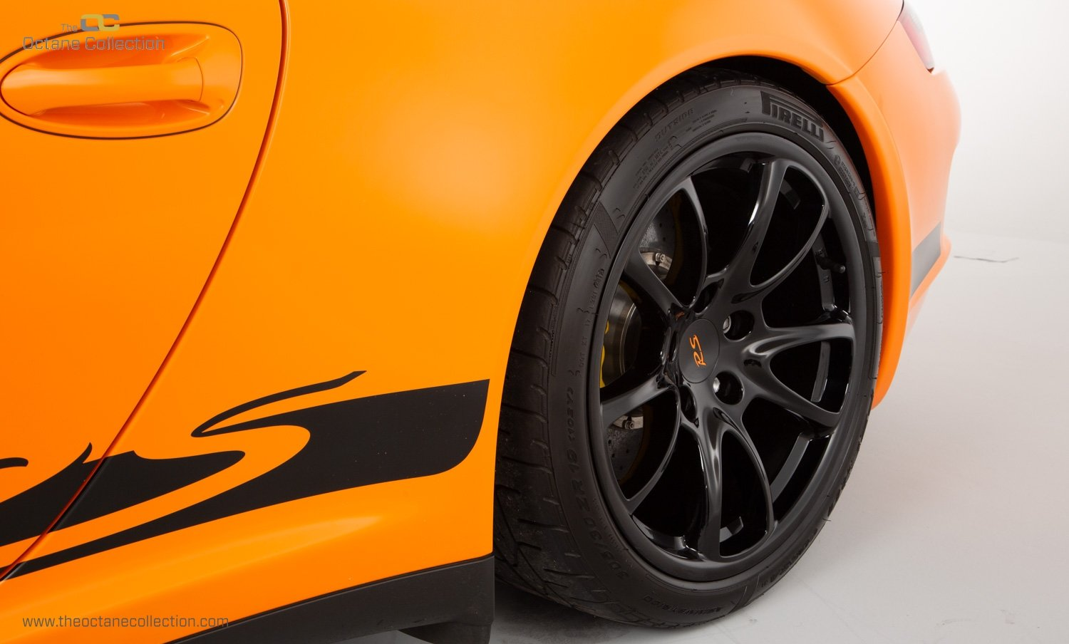 2007 PORSCHE 911 (997) GT3 RS // 1 OF 25 ORANGE EXAMPLES // RHD  For Sale (picture 22 of 24)