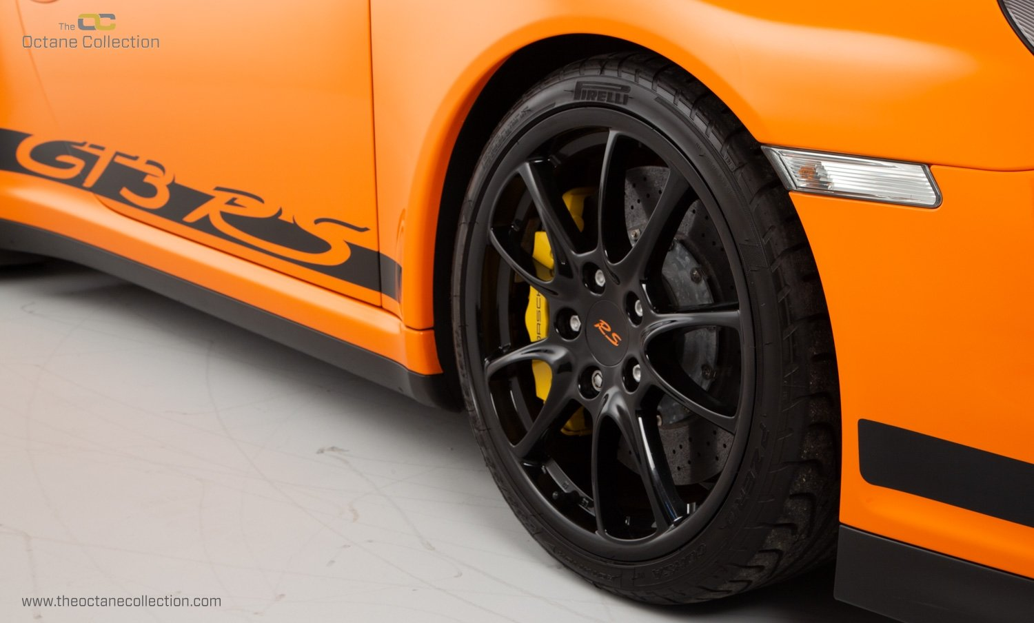 2007 PORSCHE 911 (997) GT3 RS // 1 OF 25 ORANGE EXAMPLES // RHD  SOLD (picture 23 of 24)
