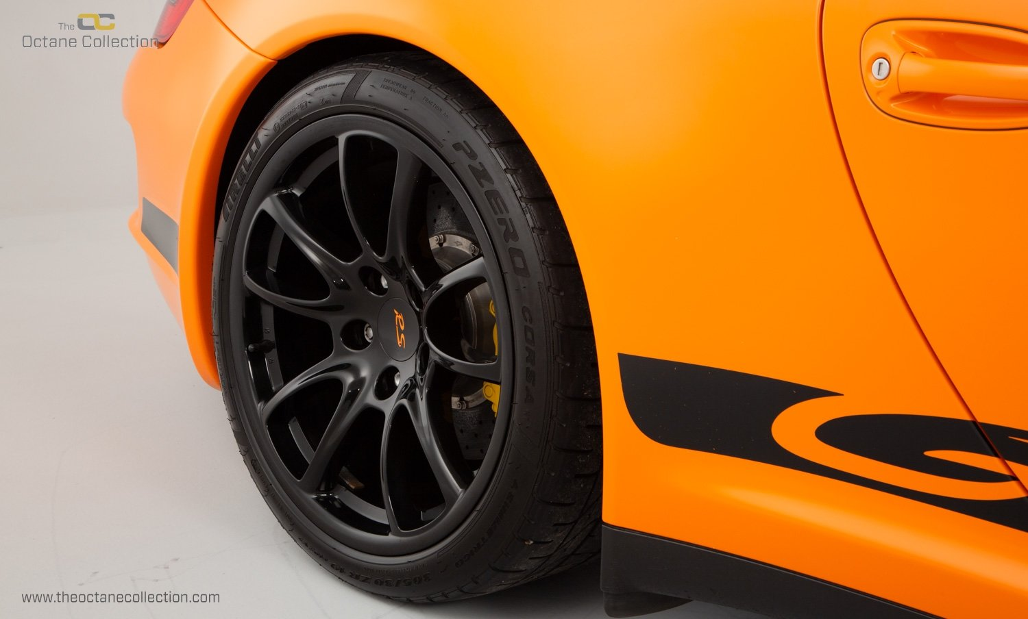 2007 PORSCHE 911 (997) GT3 RS // 1 OF 25 ORANGE EXAMPLES // RHD  SOLD (picture 24 of 24)