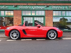 Picture of 2016 Porsche Boxster 718  SOLD