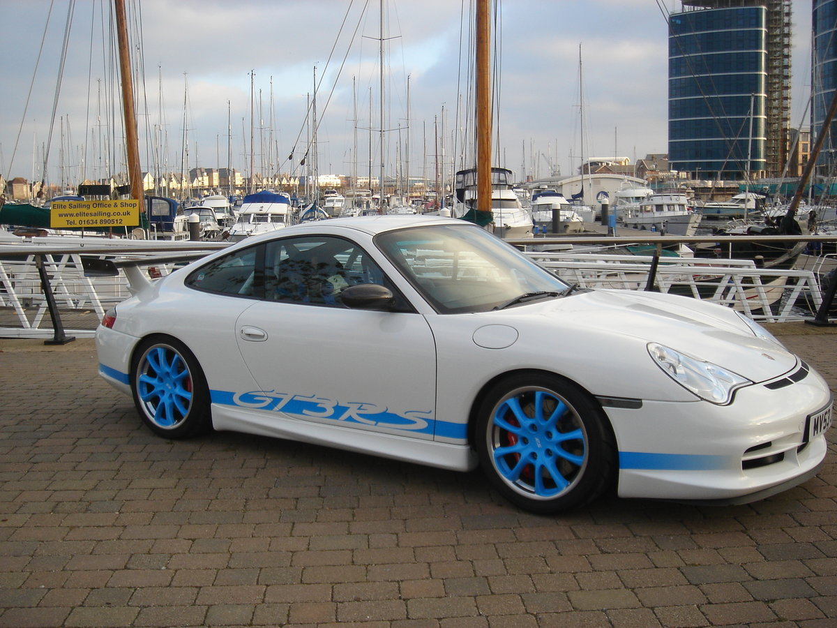 2004 Porsche 996 GT3 RS For Sale (picture 2 of 2)