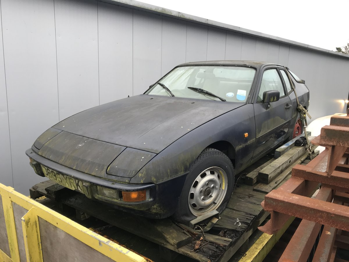 1987 Porsche 924s track/road car with parts car & MOT For Sale (picture 6 of 6)
