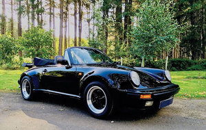 1988 Porsche 911 / 930 Turbo Cabriolet - Spectacular, Low Mileage For Sale