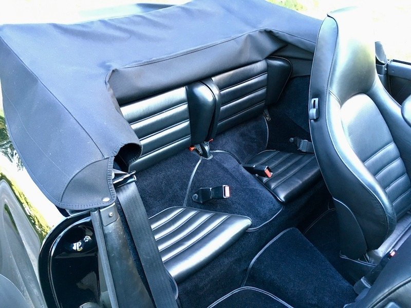 1988 Porsche 911 / 930 Turbo Cabriolet - Spectacular, Low Mileage For Sale (picture 4 of 6)