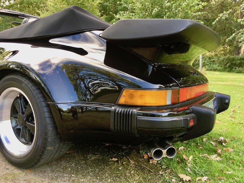 1988 Porsche 911 / 930 Turbo Cabriolet - Spectacular, Low Mileage For Sale (picture 5 of 6)