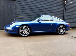 2007 PORSCHE 911/997 3.6 CARRERA 2 COUPE Bore Scoped & New Clutch For Sale