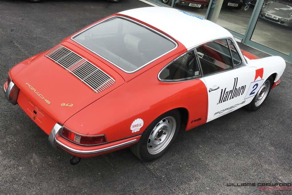 1966 Porsche 912 SWB coupe LHD (1720 cc, 110 bhp) For Sale (picture 1 of 6)