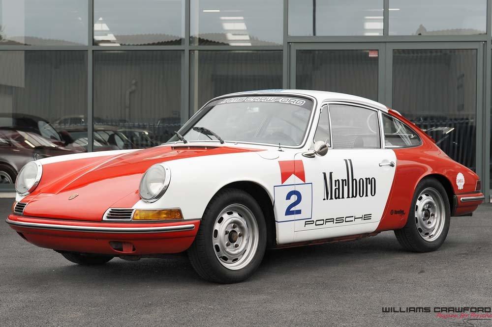 1966 Porsche 912 SWB coupe LHD (1720 cc, 110 bhp) For Sale (picture 2 of 6)