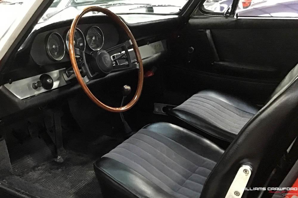 1966 Porsche 912 SWB coupe LHD (1720 cc, 110 bhp) For Sale (picture 3 of 6)