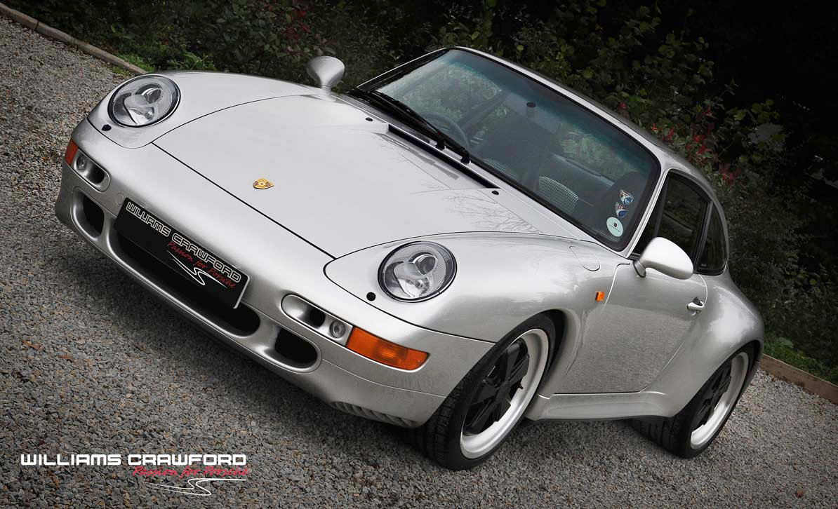 1997 Beautifully modified Porsche 993 Carrera 2 S manual coupe For Sale (picture 1 of 6)