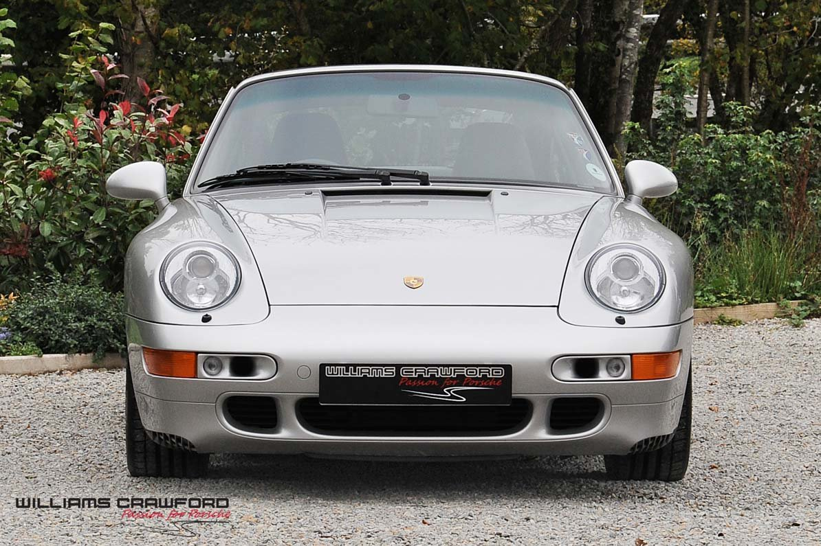 1997 Beautifully modified Porsche 993 Carrera 2 S manual coupe For Sale (picture 2 of 6)