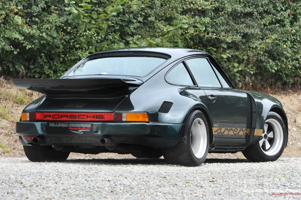 1984 Outrageous Porsche 911 RSR Look LHD coupe For Sale (picture 1 of 6)