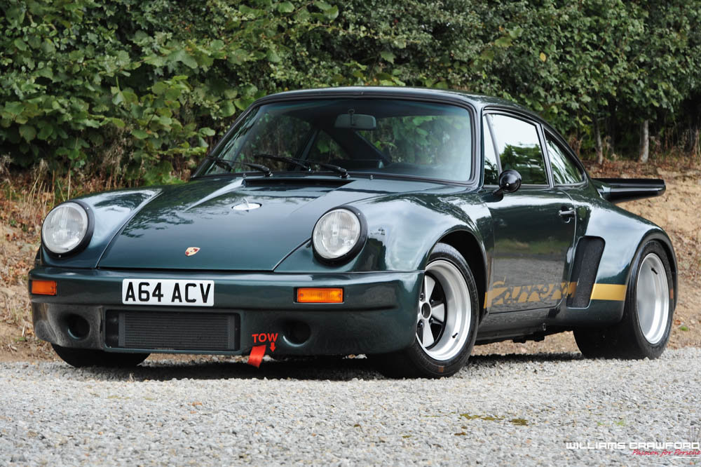 1984 Outrageous Porsche 911 RSR Look LHD coupe For Sale (picture 4 of 6)