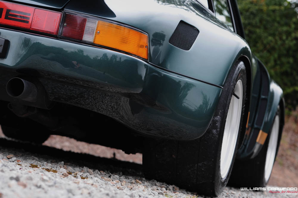 1984 Outrageous Porsche 911 RSR Look LHD coupe For Sale (picture 5 of 6)