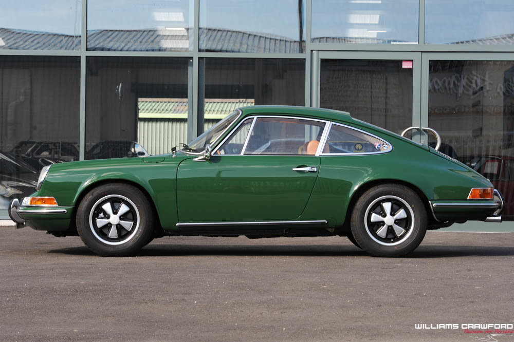 1969 Restored and upgraded Porsche 912 LHD coupe For Sale (picture 1 of 6)