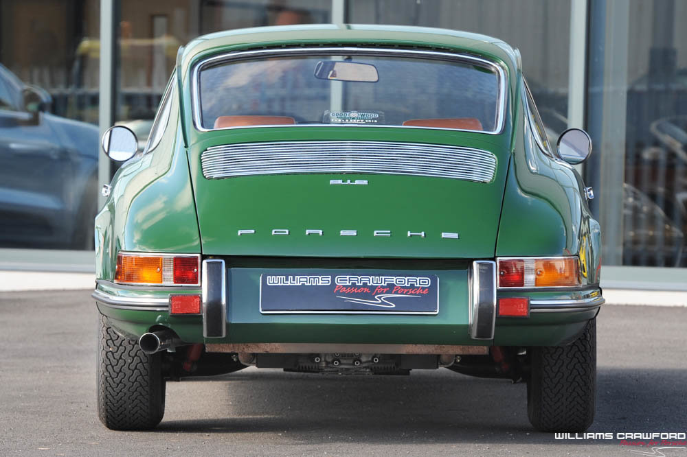 1969 Restored and upgraded Porsche 912 LHD coupe For Sale (picture 3 of 6)