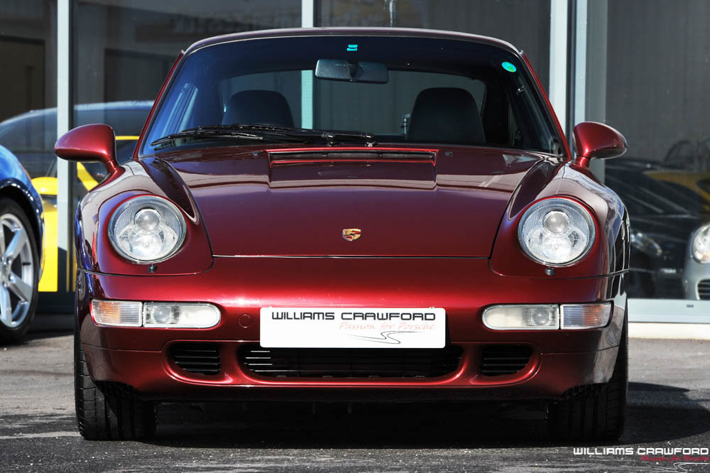 1997 Porsche 993 Carrera 2 S manual coupe For Sale (picture 2 of 6)