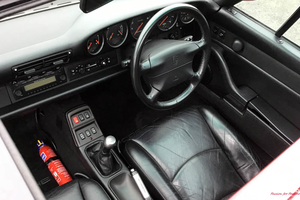 1997 Porsche 993 Carrera 2 S manual coupe For Sale (picture 5 of 6)