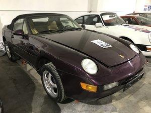 Picture of 1992 Porsche 968 Cabriolet - color violet For Sale