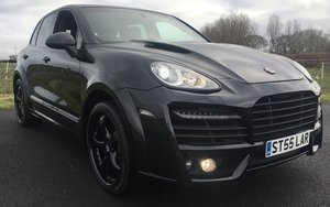 2012 OFFICIAL TECHART MAGNUM CAYENNE TURBO For Sale