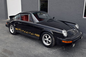 1974 Posche 911 Sunroof Carrera Project Rare 1 of 518 $49.5k For Sale