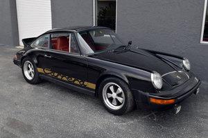 1974 Posche 911 Sunroof Carrera Project Rare 1 of 518 $49.5k