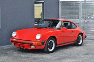 1988 Porsche 911 Carrera Coupe Sunroof G50 5 speed $49.9k For Sale