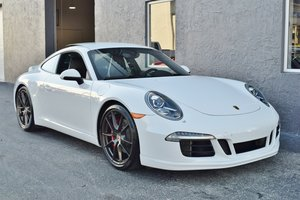 2013 Porsche 911 Carrera S PDK Auto Fast Package-X51 $79.9k