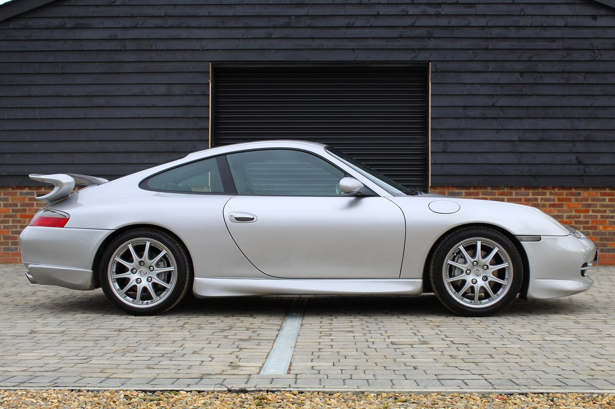 2000 Porsche 911 996 Carrera 4 - GT3 Aero - IMS bearing For Sale (picture 1 of 6)