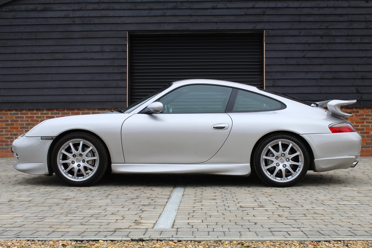 2000 Porsche 911 996 Carrera 4 - GT3 Aero - IMS bearing For Sale (picture 2 of 6)