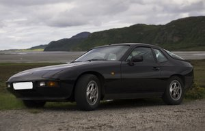 1986 Porsche 924s FSH 65k miles 2 owners always garaged