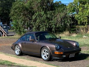 1980 Porsche 911SC Coupe Mahogany Brown-Met 48k miles $59.9k For Sale