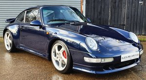 1997 Stunning Porsche 993 Carrera 2S - Rare Factory Turbo body For Sale