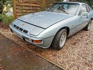 1981 PORSCHE 924 TURBO FREE UK DELIVERY For Sale