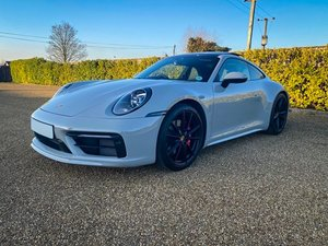 2019 Porsche  911  992 CARRERA 4S COUPE 2020 MODEL 8 SPEED PDK AU For Sale