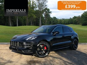2018 Porsche  MACAN  TURBO PERFORMANCE PDK  61,948 For Sale