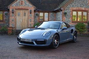 2016 Porsche 911 (991) Turbo