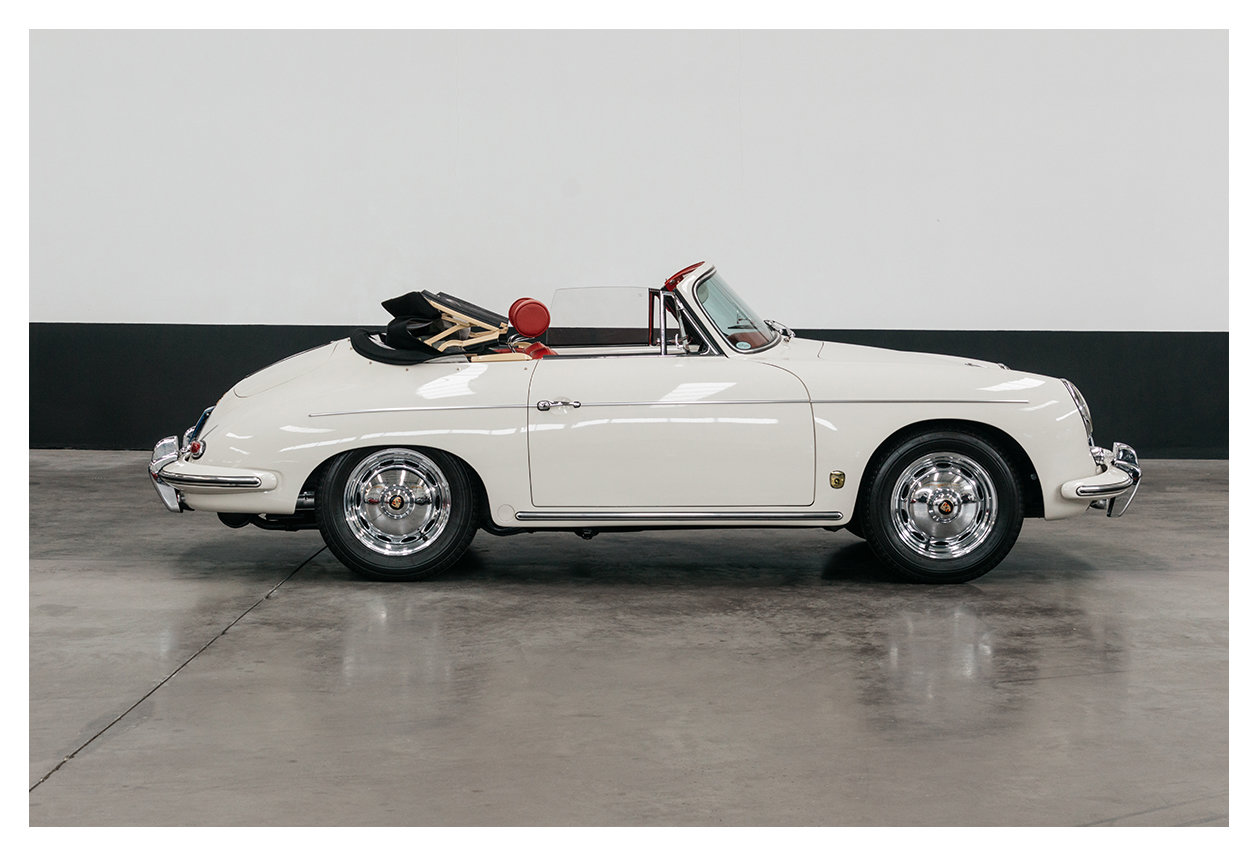 1961 Porsche 356 B Cabrio Super 90 For Sale (picture 4 of 6)