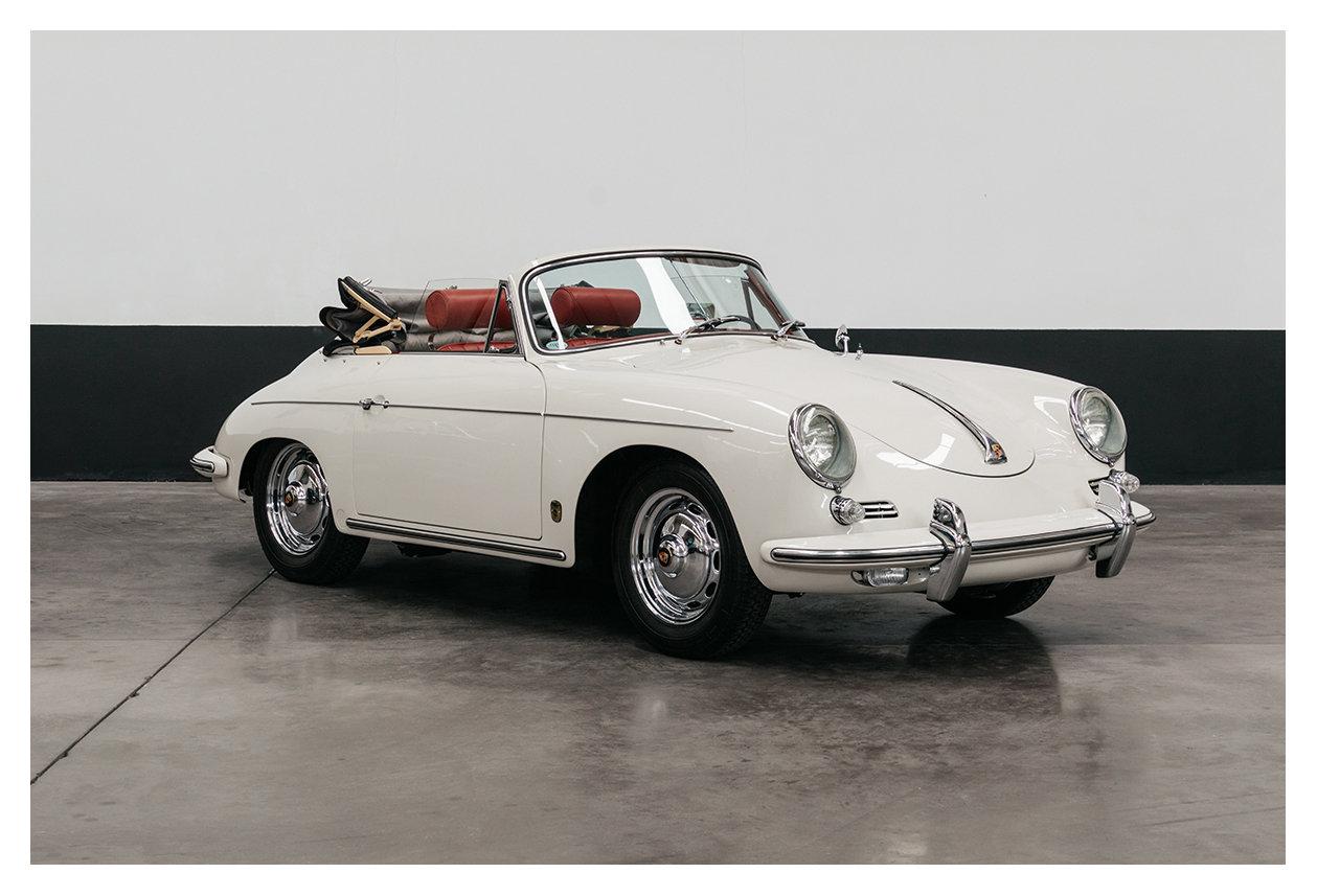 1961 Porsche 356 B Cabrio Super 90 For Sale (picture 5 of 6)
