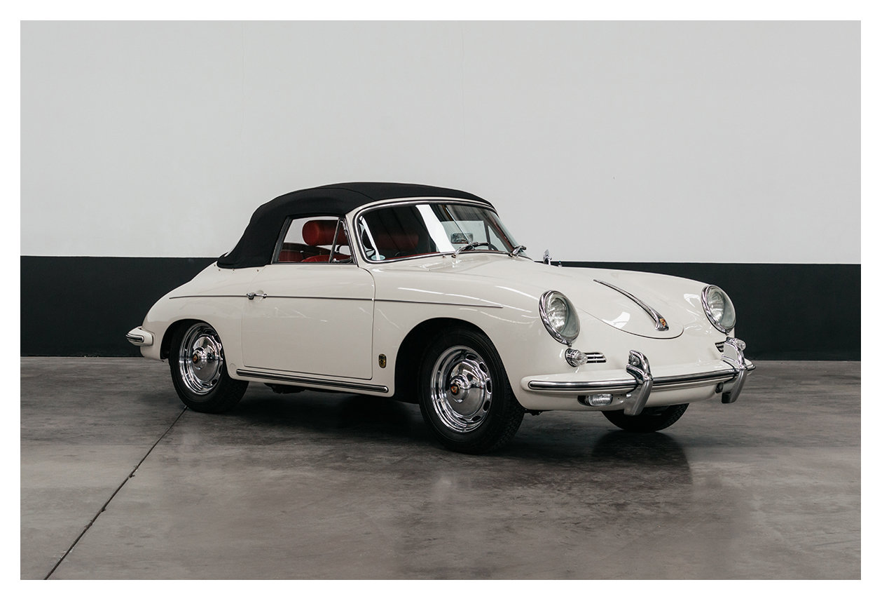 1961 Porsche 356 B Cabrio Super 90 For Sale (picture 6 of 6)
