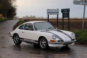 """Porsche 911 T/E 2.4,1972. Left Hand Drive. """"Oil Klappe""""."""